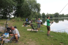 Rybářské závody – červen 2018
